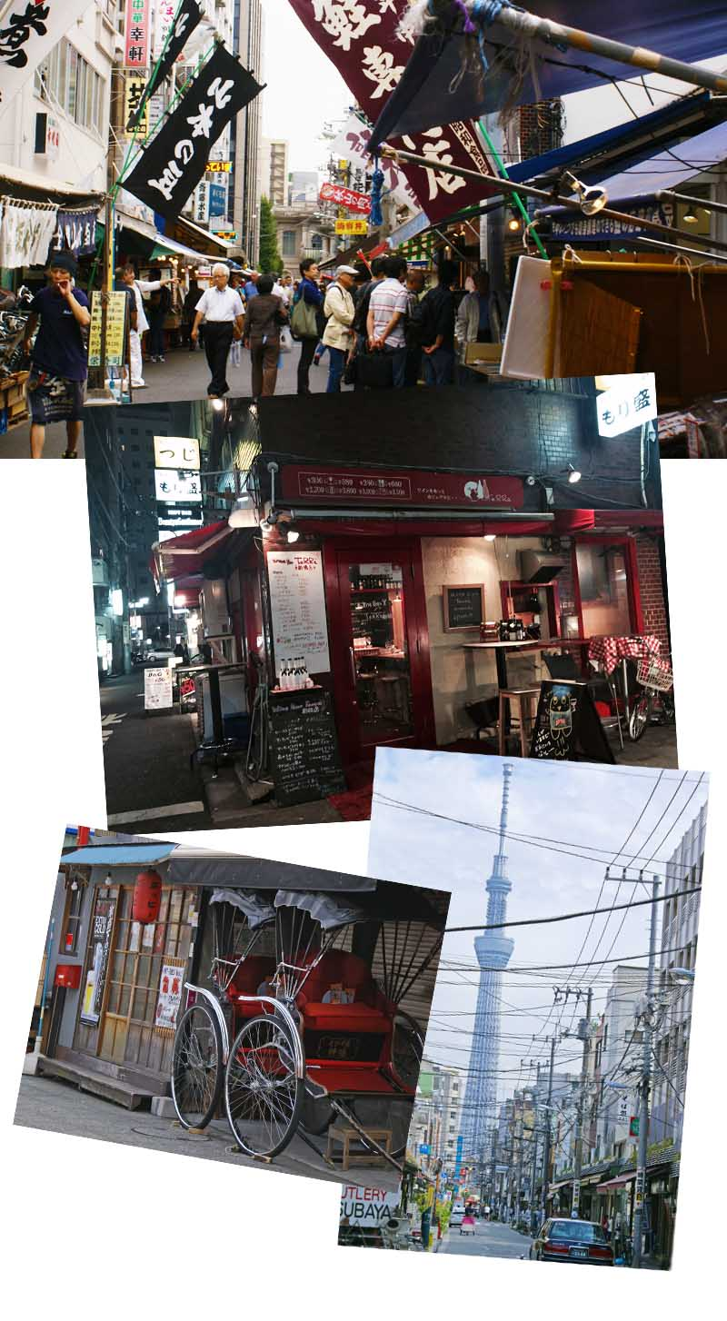 Tokyo, Japan Back Alley Tours