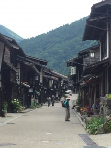 The Nakasendo Trail - Naraijuku Now