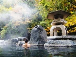 Japanese hot spring - Takaragawa Onsen