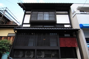 Kyoto Machiya