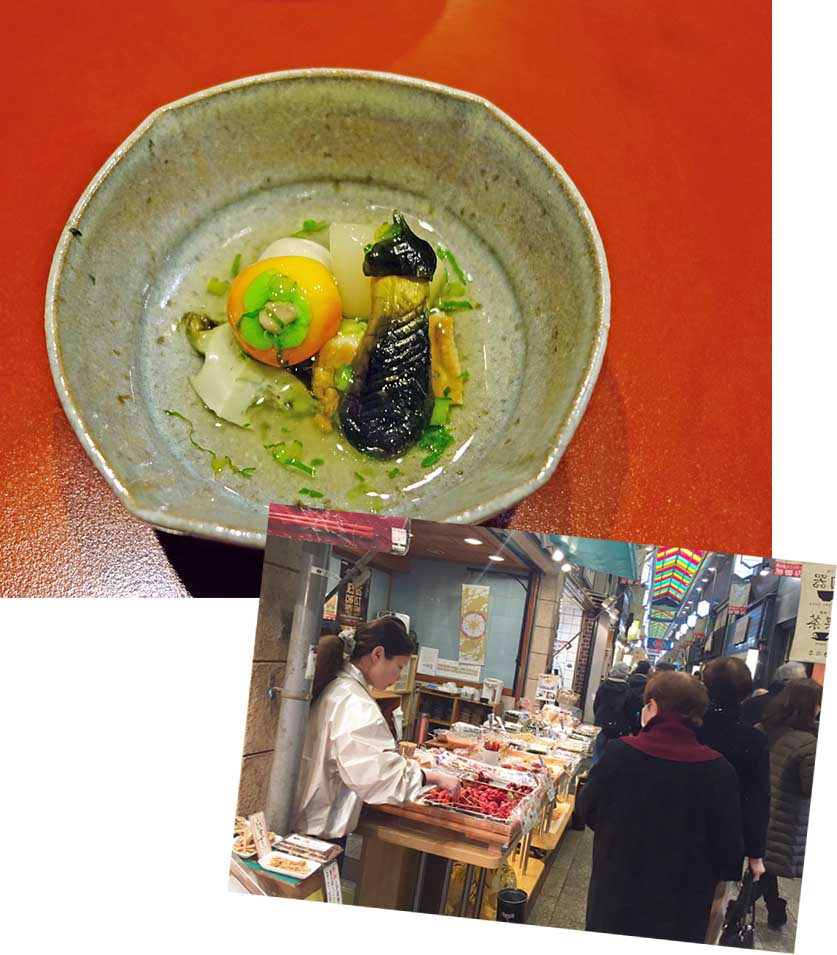 Culinary tours of Japan, Tokyo and Kyoto